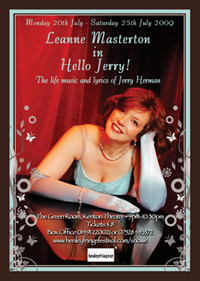 Leanne Masterton, Hello Jerry